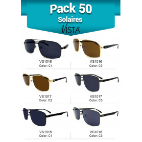 """PACK 50 """"2ND PAIRE"""" VISTA"""